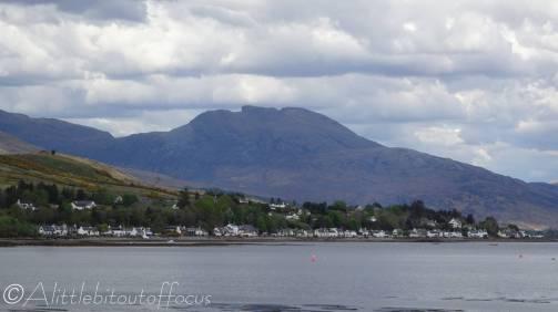 19 Fuarrtholl above Lochcarron