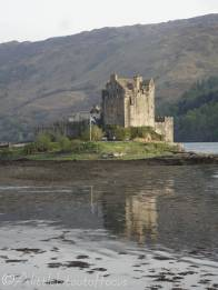 3 Eilean Donan Castle reflection