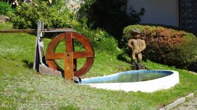 37 Water wheel