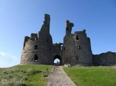 4 Dunstanburgh Castle entrance