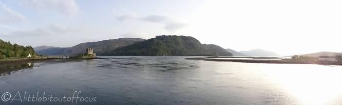 4 Eilean Donan Castle panorama