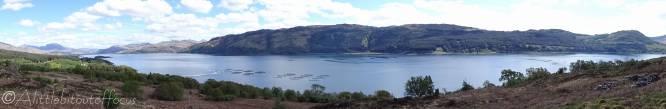4 Loch Carron from Stromemeanach
