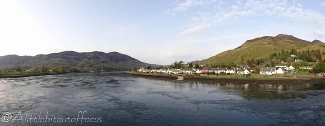 6 Dornie village