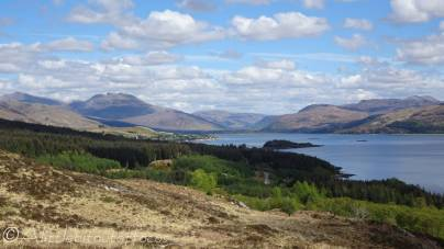 6 View towards Lochcarron