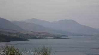 8 Lochcarron on Loch Carron