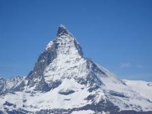 9 Matterhorn from Gornergrat