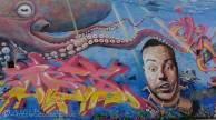 21 Mural