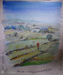 3 Pilgrim painting