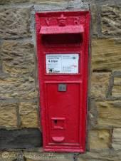 5 Victorian postbox