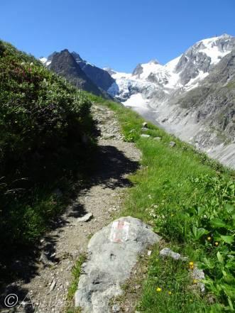 10 High Alpine path