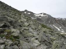 10 Rocky path