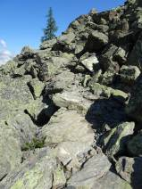 12 Rocky path