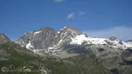 17 Aiguilles Rouges and glacier