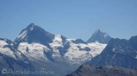 18 Dent Blanche (L) and Matterhorn (R)