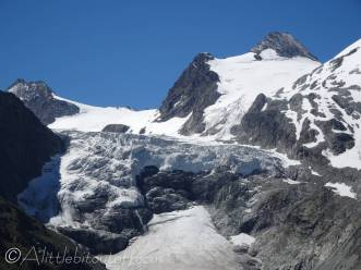 22 Mont Miné glacier