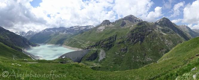30 Looking back towards Lac Moiry