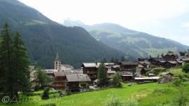 31 Evolène village