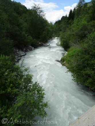 34 La Borgne meltwater