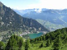 1 Champex-Lac from chairlift
