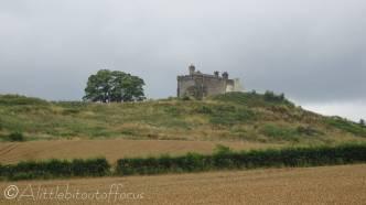 14 Crayke castle