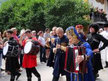 20 Russian musicians from Mount Elbrus