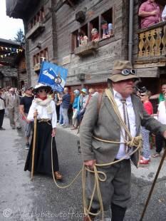 27 Traditional mountain guiding