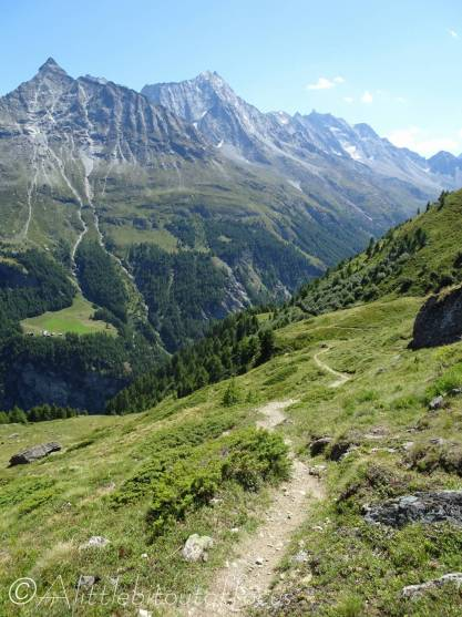 30 Descent path