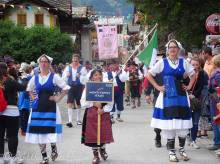 37 Monts Ernici performers, Italy