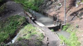4 Sluice gates