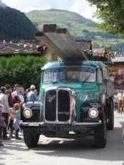 40 Vintage transporter