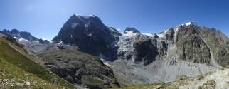 8 Mont Collon panorama
