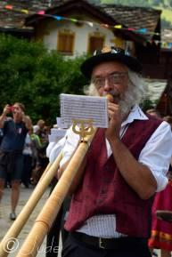 9 Alpenhornist