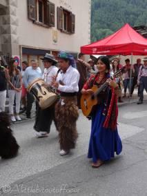9 Ecuadorian musicians