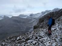 18 Snowy path