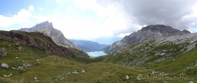 20 Lac du Tseuzier panorama