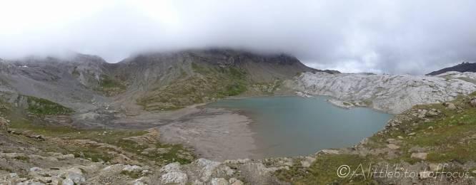 31 Lac des Audannes from hut