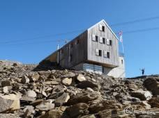 33 The Wildstubelhütte