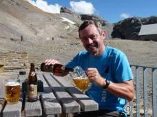 34 Well-earned beers