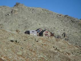 11 Aiguilles Rouges hut