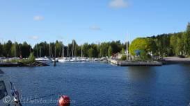 8 Padasjoki harbour