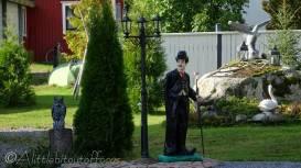 9 Garden ornaments, Padasjoki