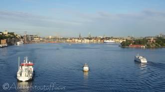 A1 Leaving Stockholm