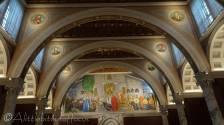 C10 Museum ceiling