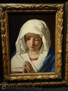 C11 The Virgin in Prayer by Sassoferrato (1650)