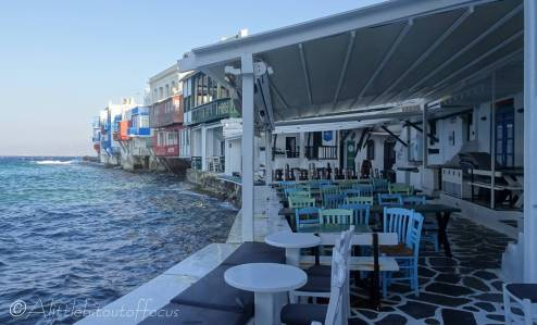 Little Venice, Mykonos II