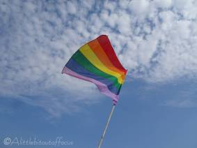 Rainbow, gay pride, flag