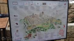 1 Mdina map
