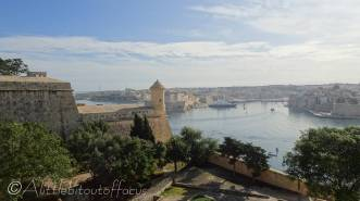 1 View of 3 Cities from Valletta