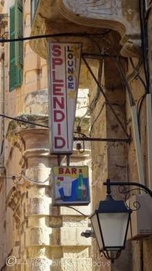 11 Old sign