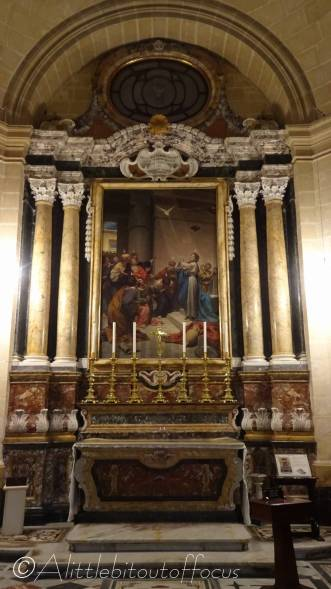 13 Chapel of Pentecost, St Paul's Cathedral